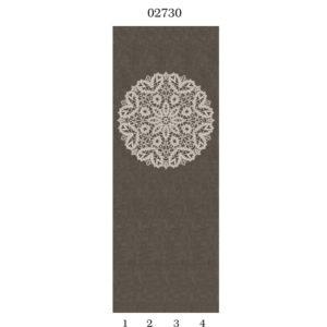 АЖУР верх арт.02730 панно коричневый под заказ