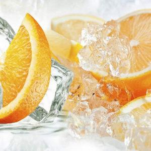Апельсины и лед