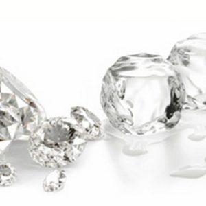 Бриллианты и лед