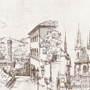 Зарисовка города