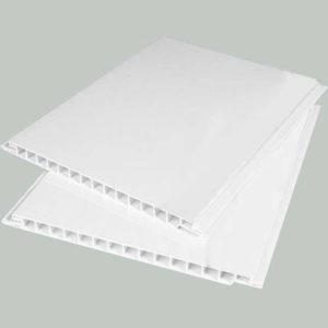 Панель белый матовый 0,25*0,010*3м