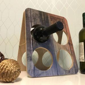 Подставка для хранения бутылок
