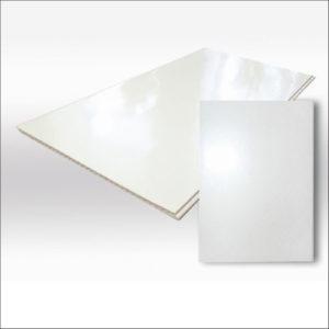 Панель белый глянец 0,37*0,008*3м