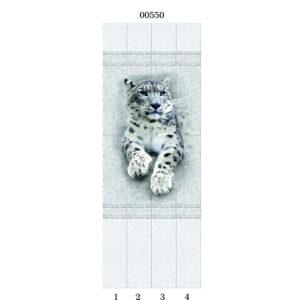Белые кружева арт.00550 Панно БАРС
