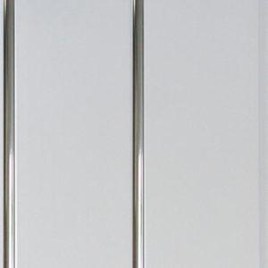 2-секционная серебро