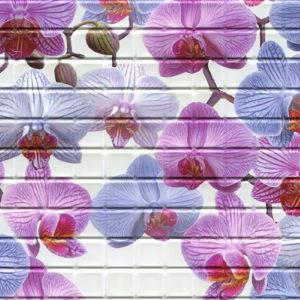 Мозайка №23 (Орхидеи)
